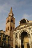 S.Andrea Church. San Andrea's church in Mantua, Italy Royalty Free Stock Photo