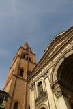 S.Andrea Church. San Andrea's church in Mantua, Italy Stock Photo