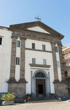 S.Anthony Church in Naples - IT Royalty Free Stock Photo
