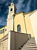 S.Anthony del churh di Padova Immagine Stock