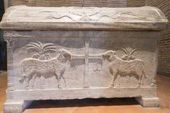 S Apollinare in Classe (Ravenna) Lizenzfreies Stockbild