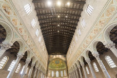 S. Apollinare in Classe (Ravenna) Royalty Free Stock Photography