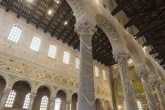 S. Apollinare in Classe (Ravenna) Stock Photo
