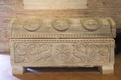 S Apollinare em Classe (Ravenna) Fotografia de Stock Royalty Free