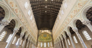 S Apollinare em Classe (Ravenna) Imagens de Stock Royalty Free