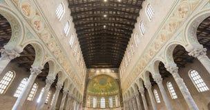 S Apollinare i Classe (Ravenna) Royaltyfria Bilder