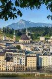 ` S Archabbey de San Pedro en Salzburg, Austria Fotos de archivo