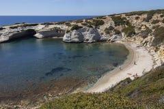 S`Archittu - Sardinia - Italy Stock Image