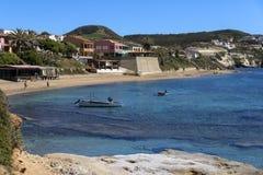 S'Archittu - Sardinia - Italy Stock Photos