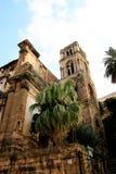 S, arquitetura árabe normanda de Cataldo Fotos de Stock
