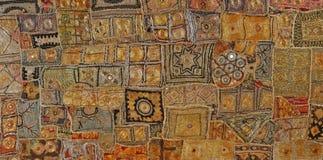 S'arrêter de mur de Rajasthani images stock
