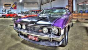 1970s Australian Ford Falcon Royalty Free Stock Image