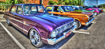 1960s Australian Ford Falcon XP Royalty Free Stock Photography