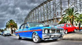 1970s Australian Ford Falcon XY Royalty Free Stock Image