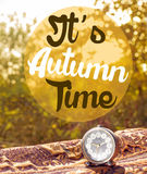 It's Autumn Time Royalty Free Stock Photo
