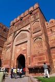 sławny Agra fort Obraz Stock