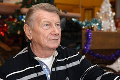 Sławny czeski aktor Josef Dvorak Obraz Royalty Free