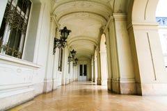 Sławny kasztel w Keszthely Zdjęcie Royalty Free