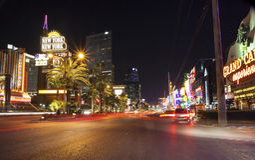 Sławny Las Vegas, Nevada, usa Fotografia Stock