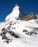 sławny Matterhorn swizz strony fotografia royalty free