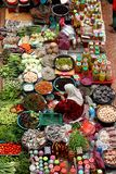 S?awny ?Pasar Besar Siti Khadijah ?moczy rynek w Kot Bharu, Kelantan, Malezja obrazy stock