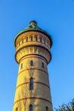 Sławny watertower w Biebrich, Wiesbaden Obraz Royalty Free