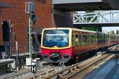 S-Bahn Fotografía de archivo