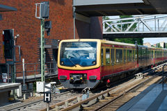 S-Bahn Fotografia Stock
