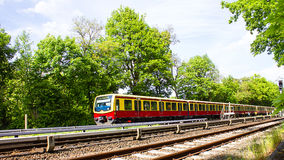 S Bahn Stock Photography