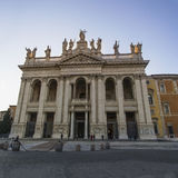S basilica laterano Roma di Giovanni Fotografia Stock Libera da Diritti
