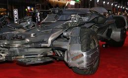 ` S Batmobile de League de justice Photos stock