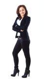 40s Beautiful businesswoman Royalty Free Stock Photos