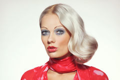 70s beauty Stock Photos