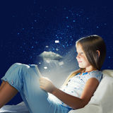 It's bedtime Royalty Free Stock Image