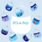It's a boy Royalty Free Stock Photos