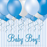 It's A Boy! Stock Photos