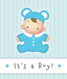 It's a Boy! Royalty Free Stock Photo