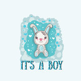 It`s a boy Stock Images