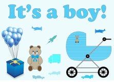 It's a boy Stock Photos