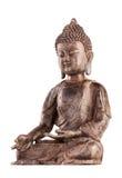 ` S Buddhas Shakyamuni Zahl in einer Segenhaltung stockfotos