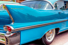 1950's Cadillac tail fin Royalty Free Stock Photography