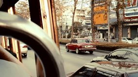 70s. Car classic 70s royalty free stock photos
