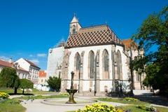 ` S Catedral för St Elizabeth Royaltyfri Fotografi