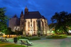 ` S Catedral för St Elizabeth Royaltyfri Foto