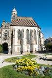 ` S Catedral för St Elizabeth Arkivfoto