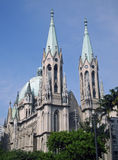 Sé Cathedral Royalty Free Stock Photography