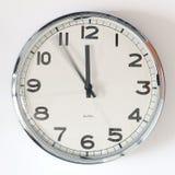 ` s cinque minuti a dodici Fotografia Stock Libera da Diritti