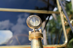 1910s Classic american car water gauge Royalty Free Stock Photography