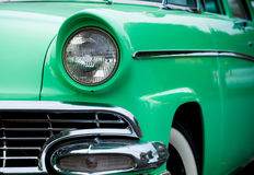 50's classic American made Automobile Royalty Free Stock Photography