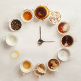 Its always coffee time Royalty Free Stock Photography